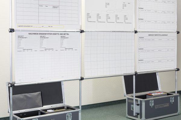 Führungsmittelsysteme für die operative nichtpolizeiliche Gefahrenabwehr - neue Version