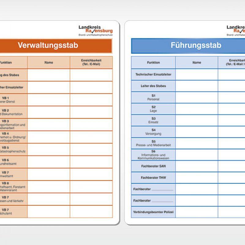 Übersicht Führungskräfte Landkreis Ravensburg