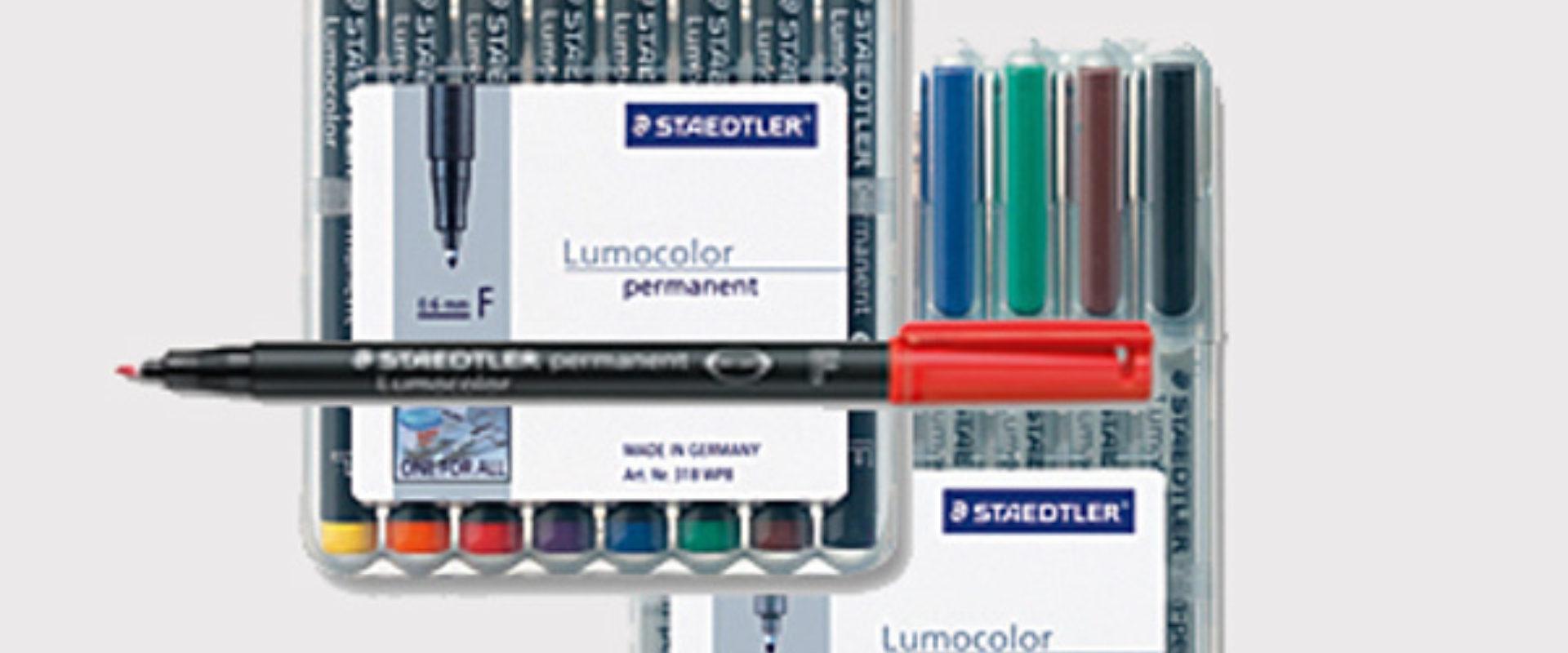 Staedler Finliner pemanent/non-permanent