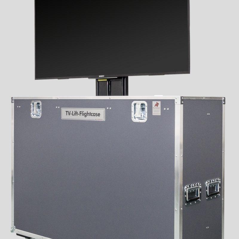 TV-Lift-Flightcase