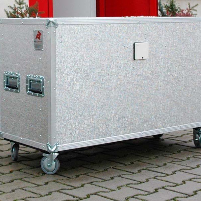 Büro-Rollcontainer Landesfeuerwehrschule Baden-Württemberg