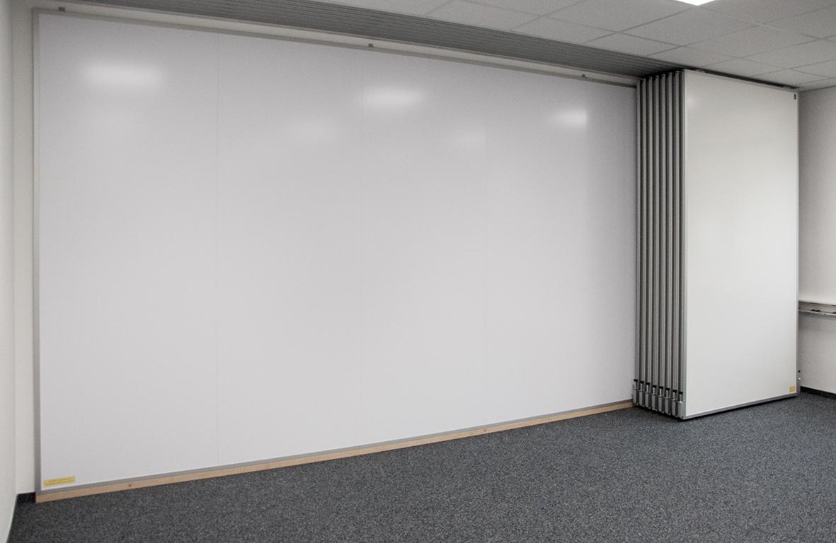 Schiebetafelanlage Currenta GmbH & Co. OHG, Dormagen