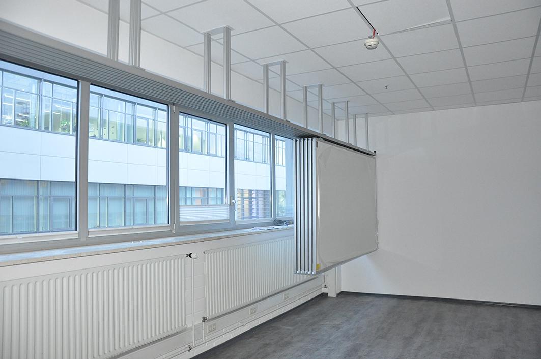 Schiebetafel-Anlage BSH Hausgeräte GmbH, Werk Dillingen