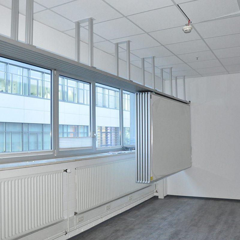 BSH Hausgeräte GmbH, Werk Dillingen - Schiebetafel-Anlage
