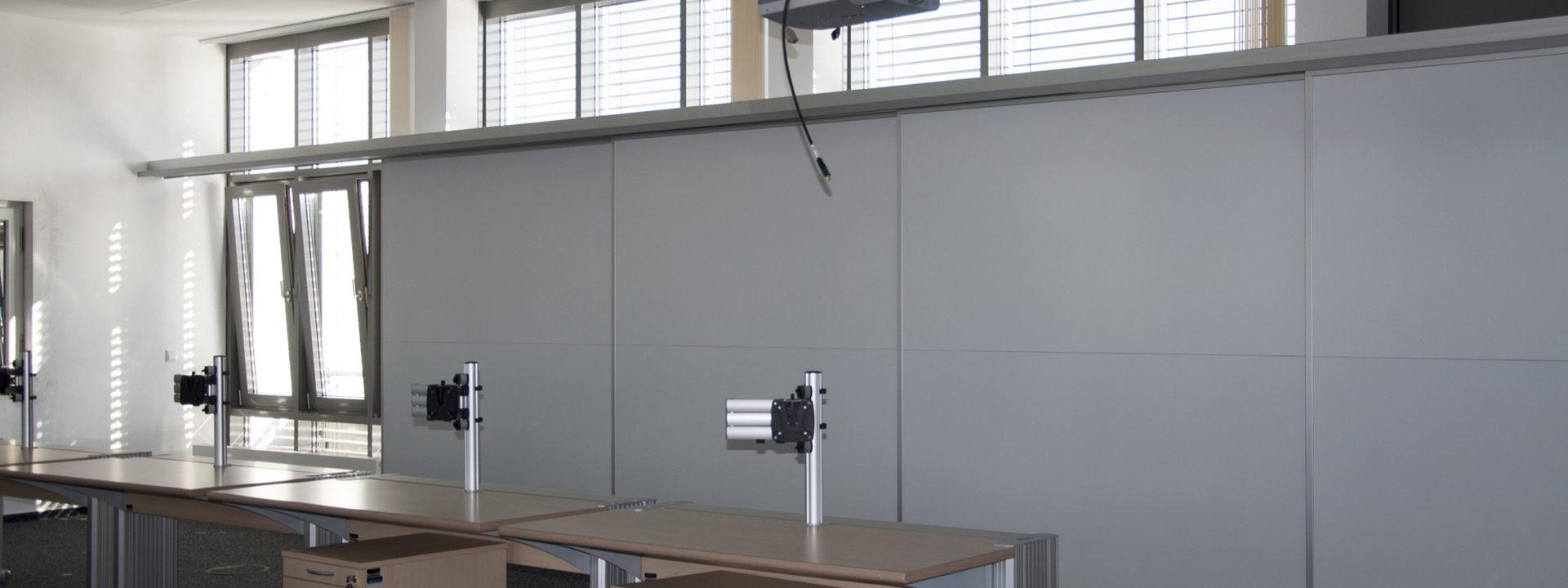 Schiebetafel-Anlage BBK Bonn