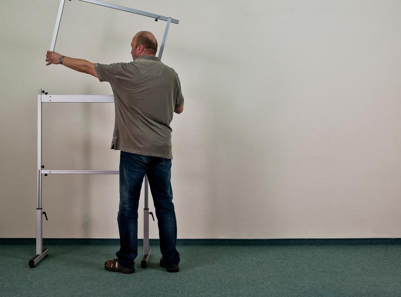 Tafelsatz Führung - Aufbau 5