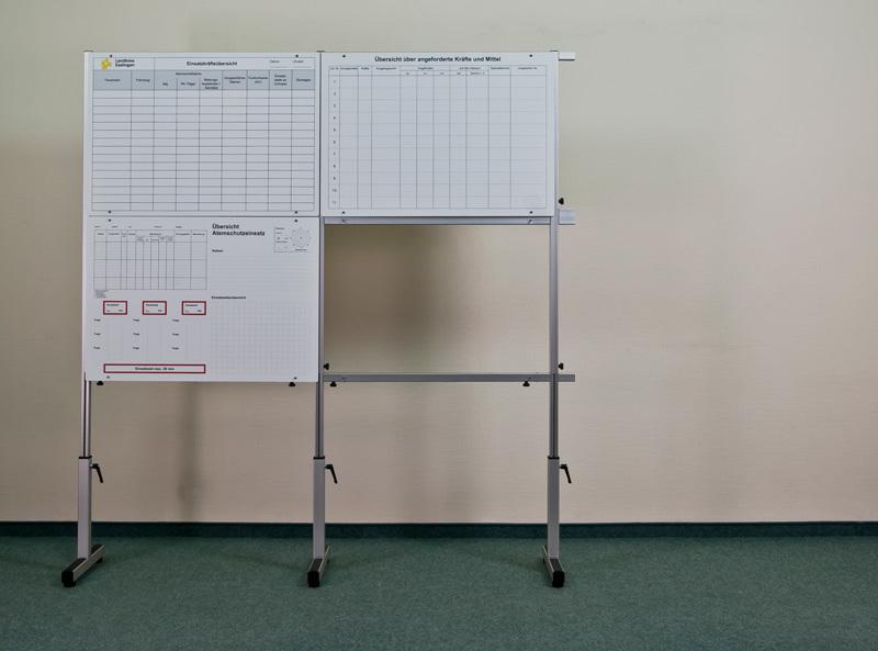 Tafelsatz Führung - Aufbau 11