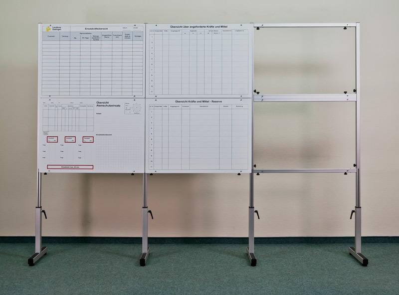 Tafelsatz Führung - Aufbau 14