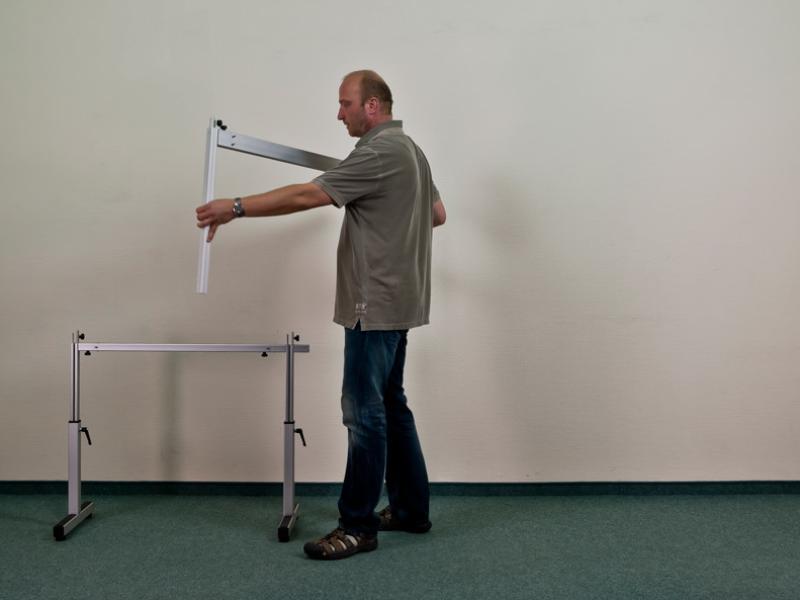 Tafelsatz Führung - Aufbau 4