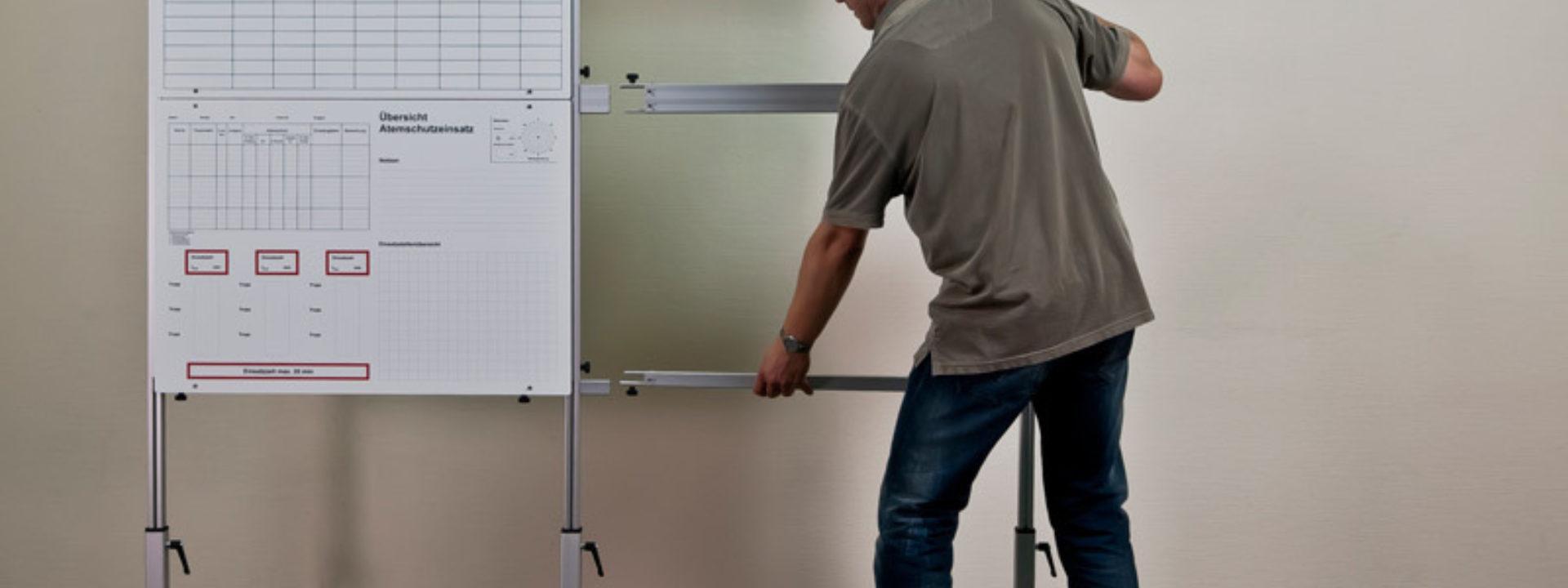 Tafelsatz Führung - Aufbau 9